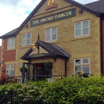 Sword Dancer, Handsworth