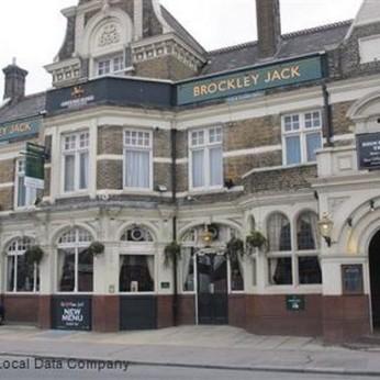 Brockley Jack, Brockley