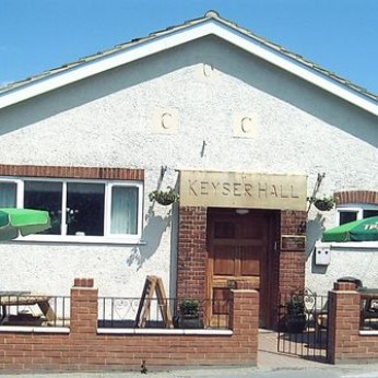 Oxhey Conservative Club, Oxhey Village