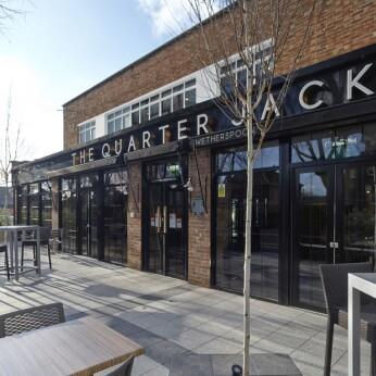 Quarter Jack, Wells