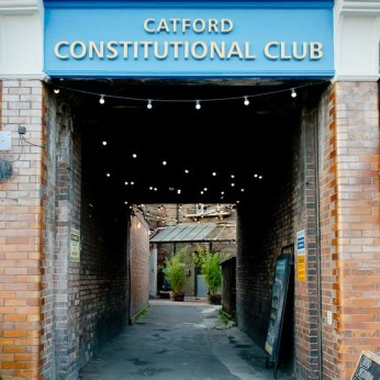 Catford Constitutional Club, Catford Broadway