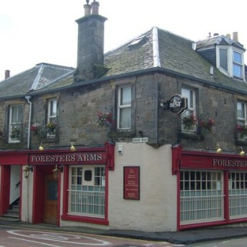 Foresters Arms, Aberdour