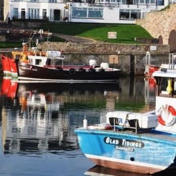 Bamburgh Castle Inn, Seahouses
