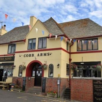 Cobb Arms, Lyme Regis
