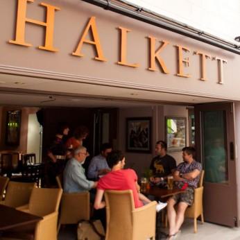 Halkett Pub & Eating House, St Helier