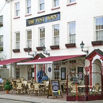 Posthorn, St Helier