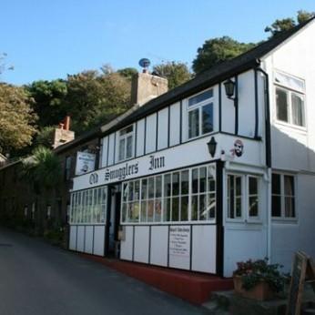 Old Smugglers Inn, St Brelades