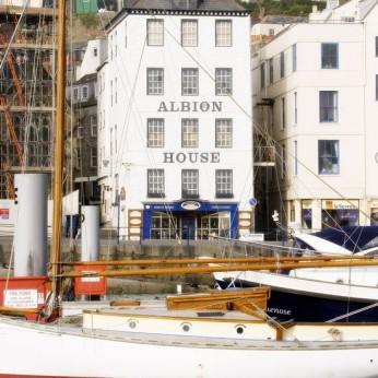 Albion Tavern, St Peter Port