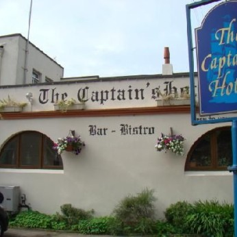 Captains Hotel, St Martins