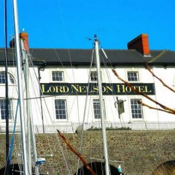 Lord Nelson, Milford Haven