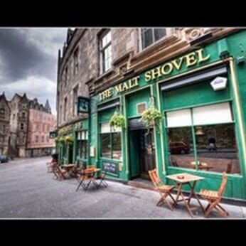 Malt Shovel Inn, Edinburgh