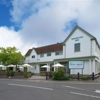 Greswolde Arms Hotel, Knowle