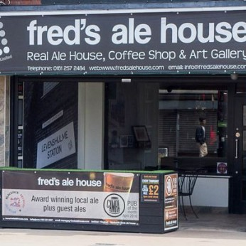 Fred's Ale House, Levenshulme