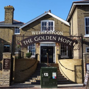 Golden Hope, Sittingbourne