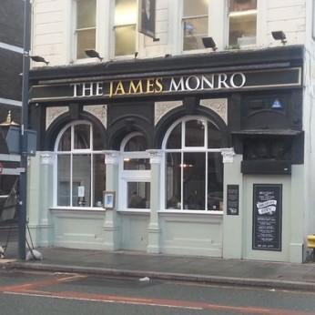 James Monro, Liverpool