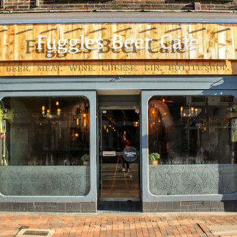 Fuggles Beer Cafe, Royal Tunbridge Wells