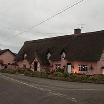 Four Horseshoes, Thornham Magna