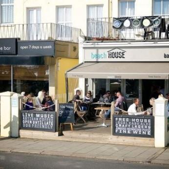 Beach House Cafe Bar, Worthing