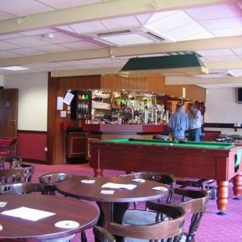 Ashby Road Sports Club, Hinckley