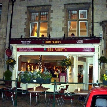 Don Paddy's, Uppingham