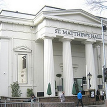 St Matthew's Hall, Walsall