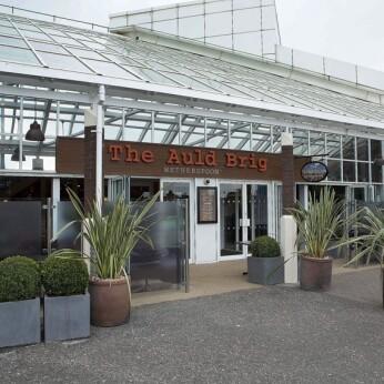 Auld Brig, Rivergate Shop Centre
