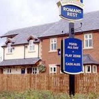 Romans Rest, Gateford Road