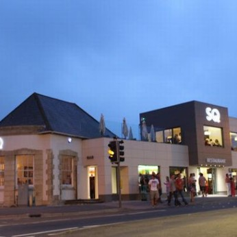 SQ Bar & Restaurant, Braunton