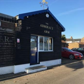 Admiral's Arm Micropub, Queenborough