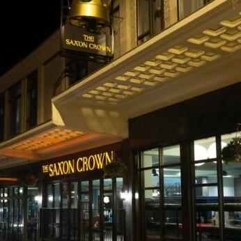 Saxon Crown, Corby