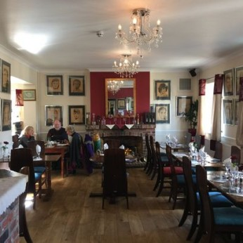 Nags Head Bar & Bistro, Castle Donington