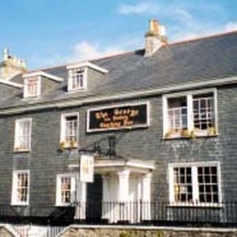 George Inn, Plympton