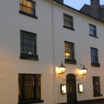 Rugby Hotel, Rugby
