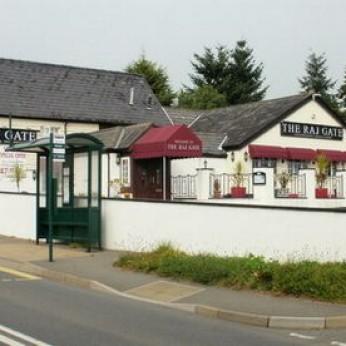 Gate, Llanfrechfa