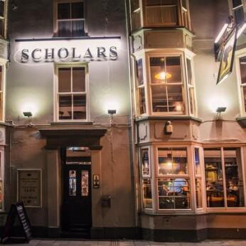 Scholars, Aberystwyth