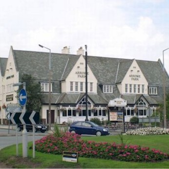Arrowe Park, Upton