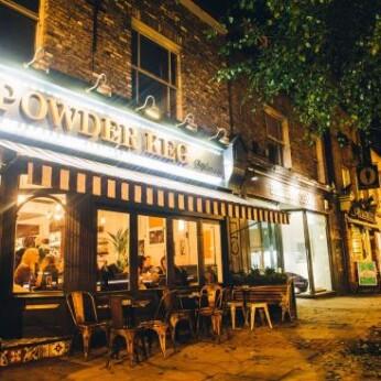 Powderkeg, London SW11