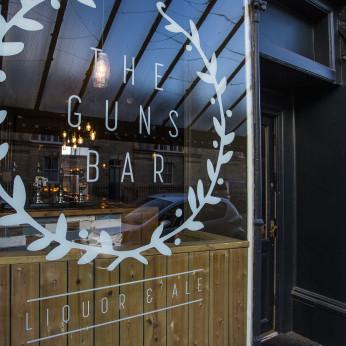 Guns Bar, Saltburn-by-the-Sea