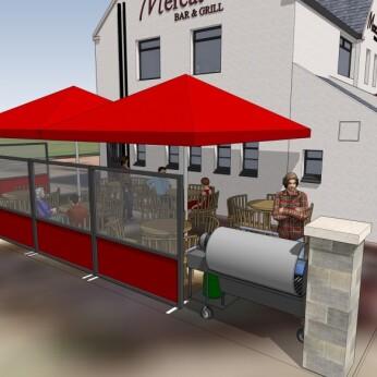 Mercat Bar & Grill, Musselburgh