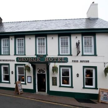 George Hotel, Brecon