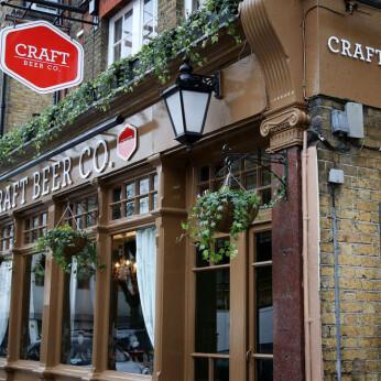 Craft Beer Co, London N1