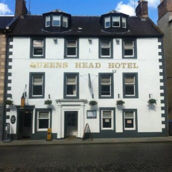 Queens Head Hotel, Kelso