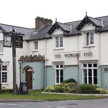 Worlds End, Taunton