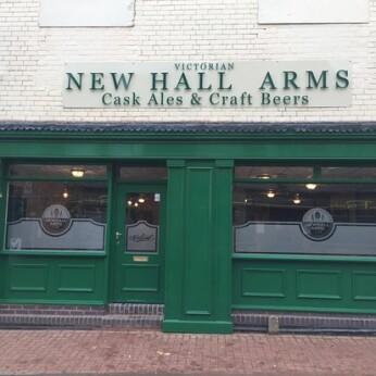 New Hall Arms, Cannock