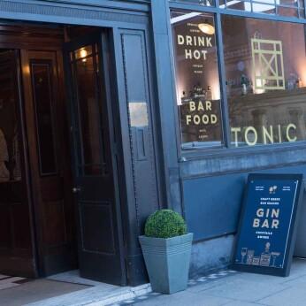 Tonic Bar, Worcester