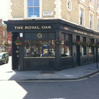 Royal Oak, London SW1