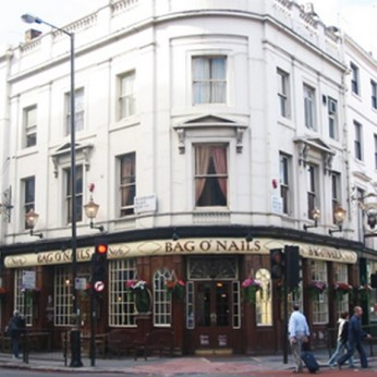 Bag O' Nails, London SW1