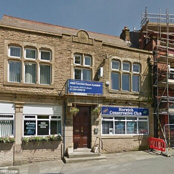 Horwich Conservative Club, Horwich