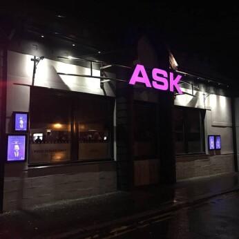 Arthur Street Kitchen, Ayr