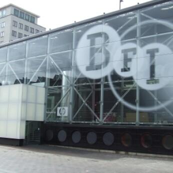 British Film Institute and Benugo Bar, London SE1